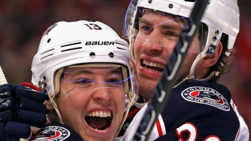 Cam Atkinson and Boone Jenner have several seasons under their belt as an alternate captain; will one of them move up to the captain role next season?