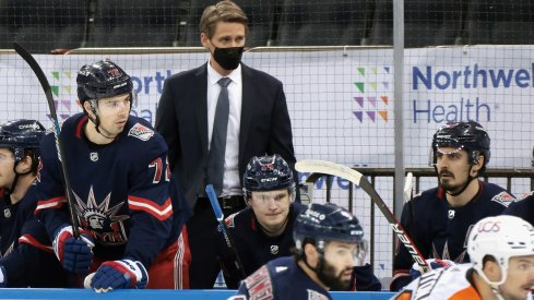 Hartford Wolf Pack head coach Kris Knoblauch gets his chance at the NHL level