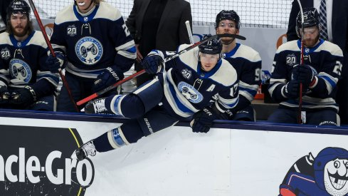 Cam Atkinson and the Columbus Blue Jackets now know their opponents for the upcoming season.