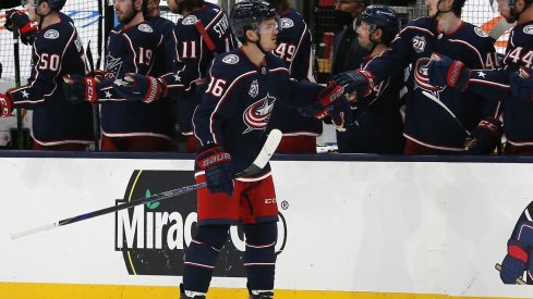 The 2021-22 Columbus Blue Jackets will have a much different look and feel than last season.