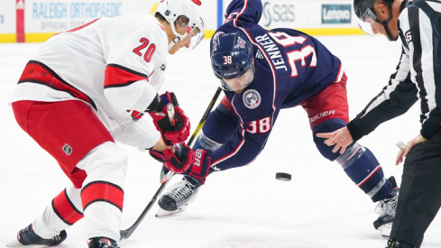 A few stretches of a few games will tell us what we need to know about the 201-22 Columbus Blue Jackets.