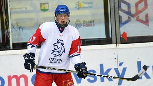 Stanislav Svozil skates for his native Czech Republic