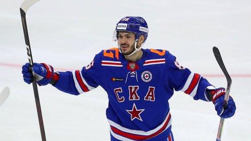 Kirill Marchenko.