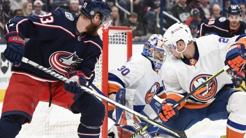 The Columbus Blue Jackets have never won their first four home games to start a season, but a Saturday night victory over the Carolina Hurricanes would change that.