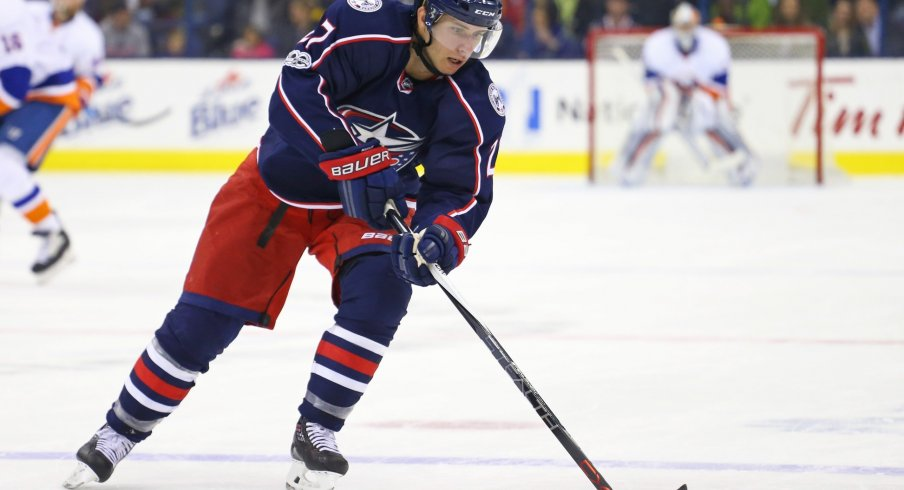 Injury Update: Ryan Murray Misses Practice For the Blue Jackets