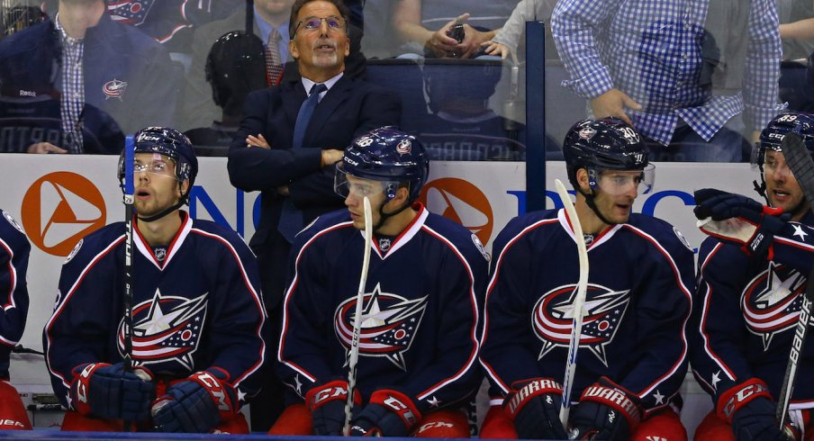 Blue Jackets&39 Depth Being Tested In Wake Of Injuries | 1st Ohio