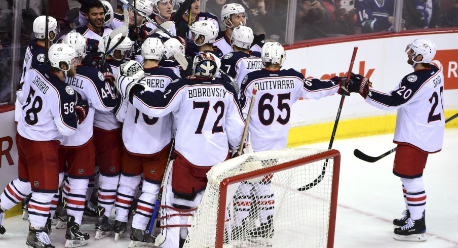 History Made: Blue Jackets Set Franchise Record For Wins And