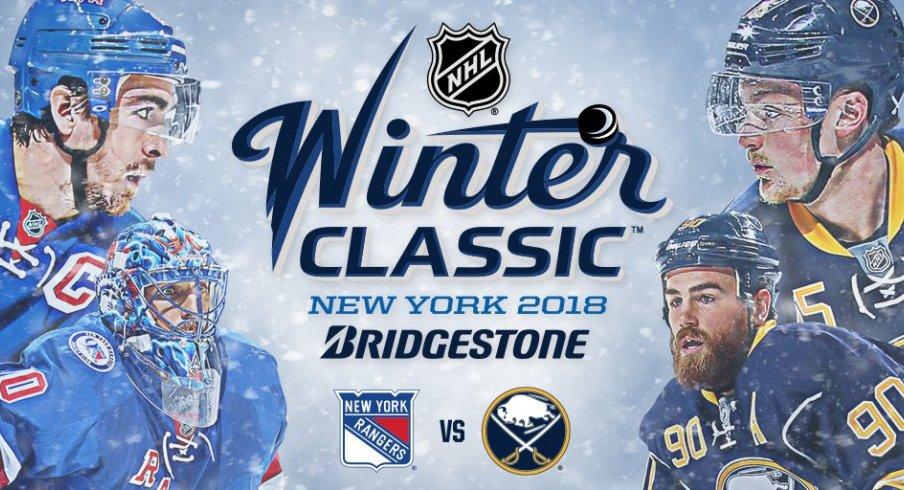 the best attitude 3f04b c8d77 New York Rangers vs. Buffalo Sabres Announced as 2018 Winter ...