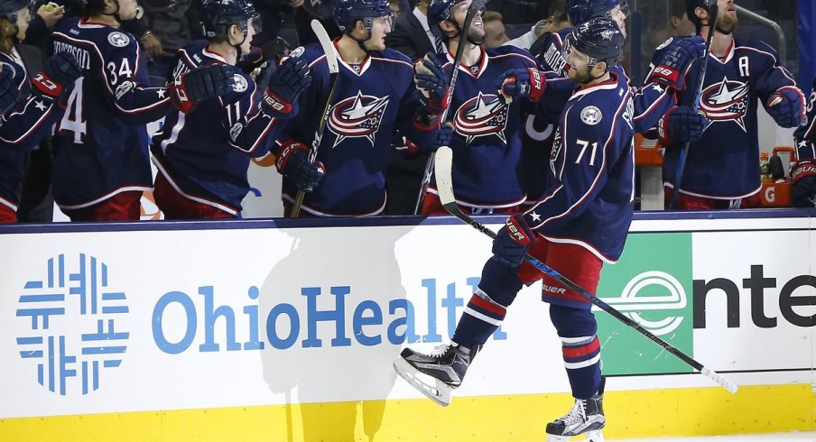Blue Jackets among NHL Teams to Make Uniform Changes for 2017-18 ... 2a71bef86