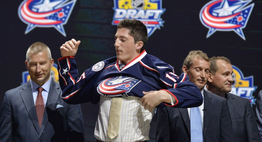The Case for the Columbus Blue Jackets Trading Up or Down in the ...