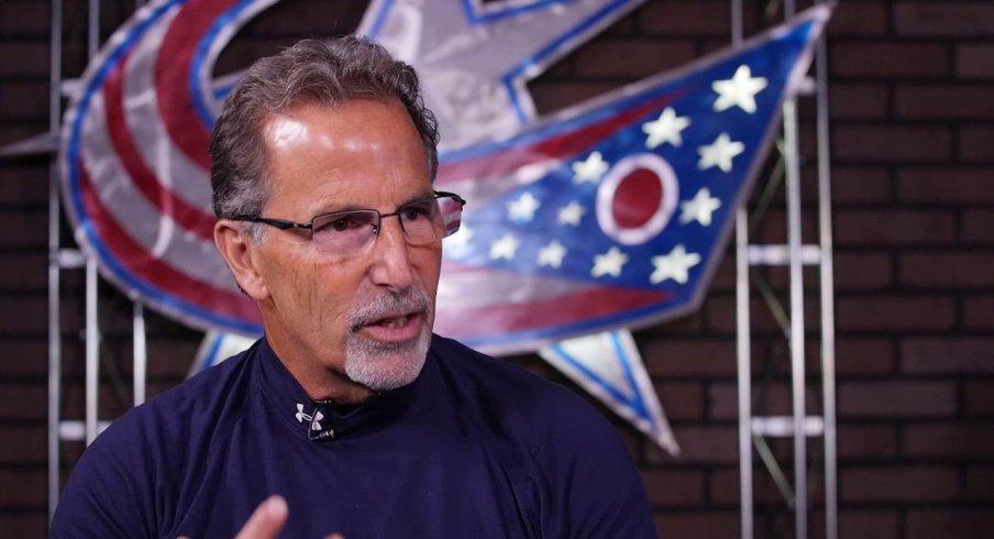 John Tortorella speaks to Jeff Rimer about the Blue Jackets season
