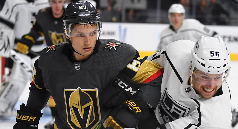 Golden Knights center Vadim Shipyachov