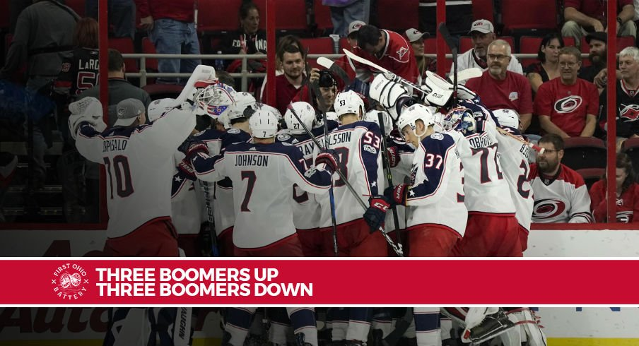 three boomers up three boomers down milano and the russians shine