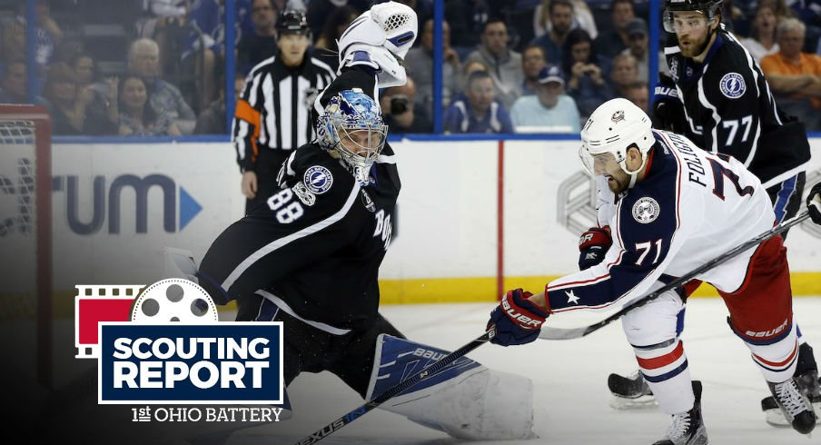 Scouting Report  Blue Jackets Visit the Lightning Seeking Their 10th ... 481f6ea56