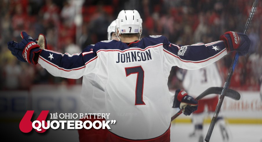 Jack Johnson scored the winner for Columbus