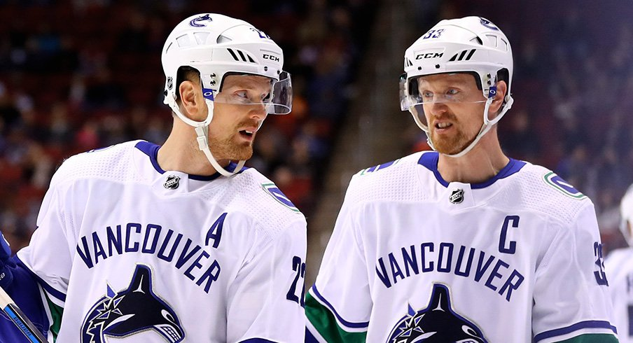 Daniel and Henrik Sedin are all set to call it a career.