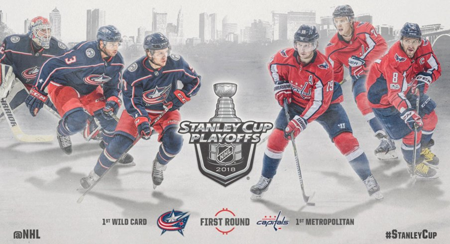 The Complete Schedule for Blue Jackets – Capitals First Round ... 1a81f790b0b