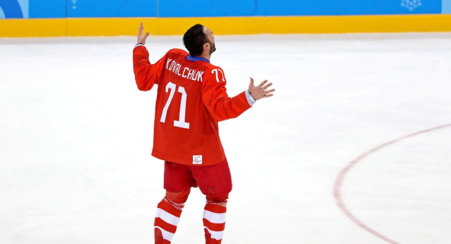 Ilya Kovalchuk is returning to North America