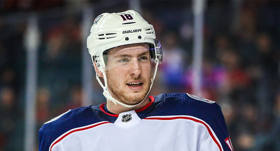 Pierre-Luc Dubois saved the Columbus Blue Jackets' season with his stellar – and unexpected – play this year.