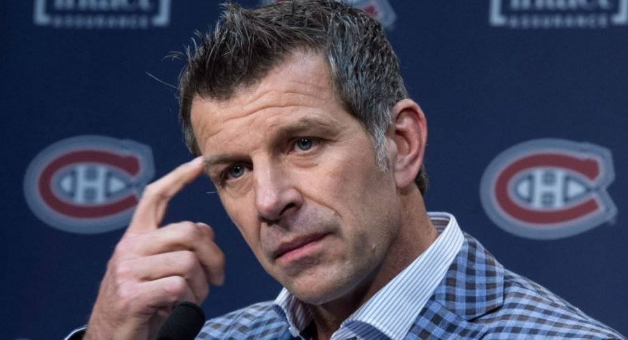 Marc Bergevin the Montreal Canadiens general manager will have plenty of options leading up to the draft