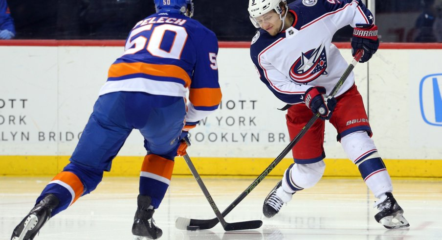 Artemi Panarin and John Tavares are not the same situation