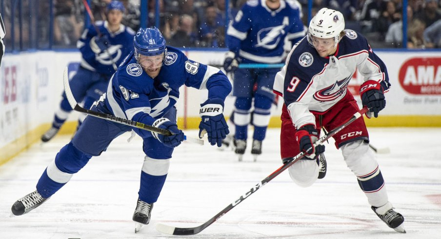 a9fd6203f09 What We Learned: Panarin Still Great, Duclair Surprises, But Pain ...