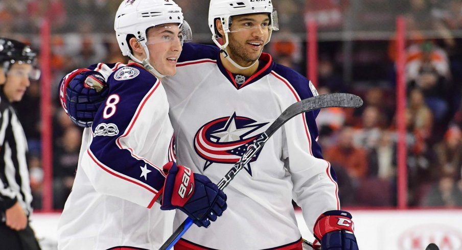 Zach Werenski and Seth Jones are amongst the best young defensemen in the NHL