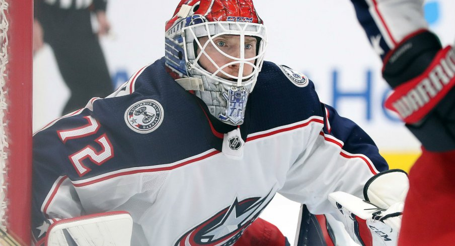 What does the future hold for Sergei Bobrovsky and the Columbus Blue Jackets
