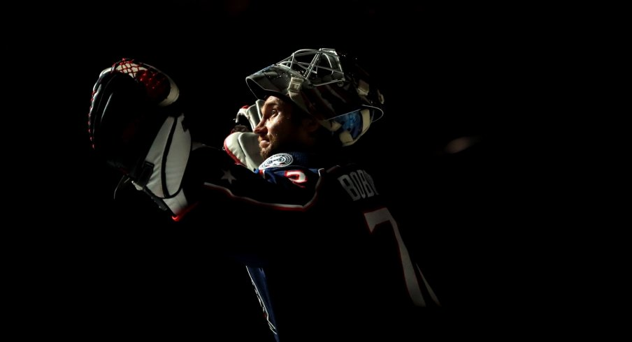 In his last five games, Sergei Bobrovsky is 4-1-0, and holds a save percentage of .955 while stopping 148 of 155 shots.