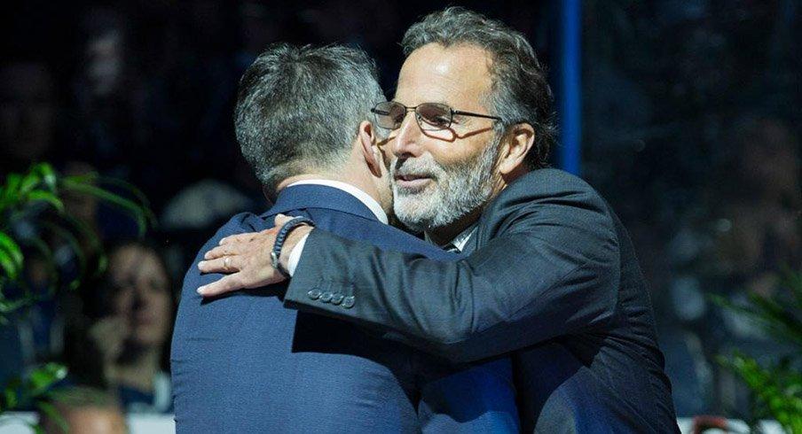 John Tortorella and Martin St. Louis return to Tampa, this time as foes.