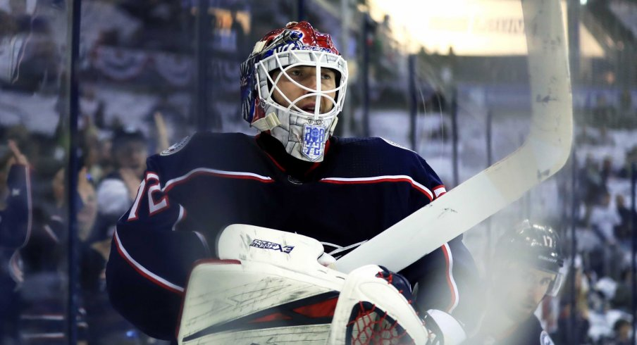 Sergei Bobrovsky Exorcised His Playoff Demons Against The Tampa Bay