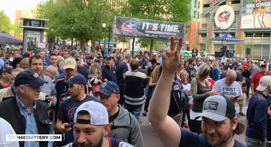 Columbus is a hockey town.