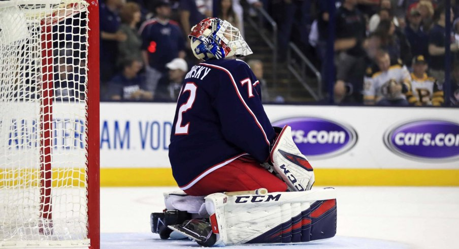 Following back-to-back losses this season, the Columbus Blue Jackets hold a record of 6-2-0.