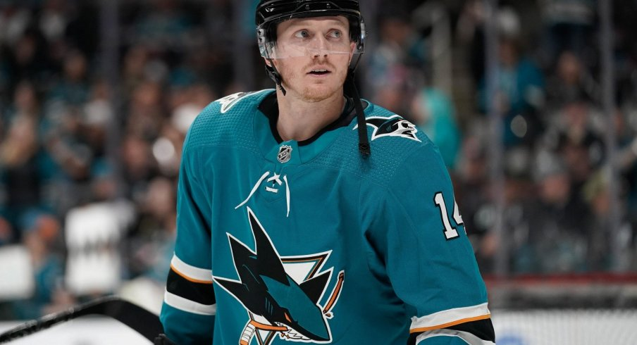 Gustav Nyquist registered 60 points in 2018-2019, a career high.