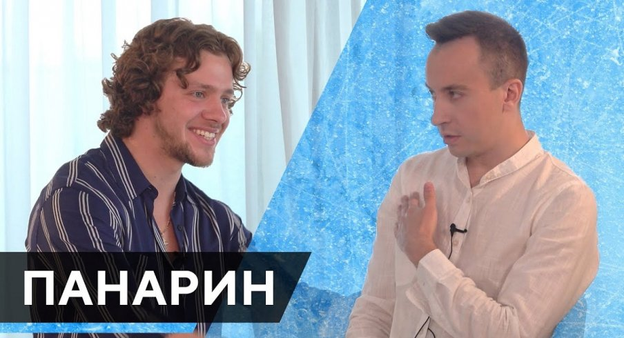 Artemi Panarin blasts Vladimir Putin in Russian interview