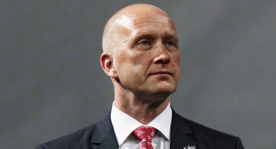 Blue Jackets' General Manager Jarmo Kekalainen