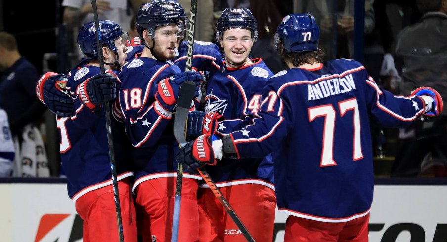 The Columbus Blue Jackets had the fourth-worst power play in the NHL last season.