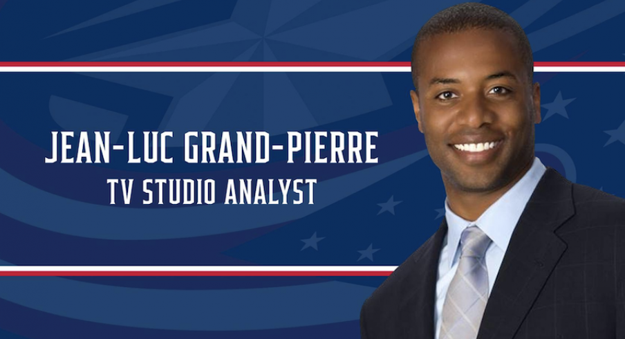 Blue Jackets alumni Jean-Luc Grand-Pierre has been named the team's studio analyst for games on FOX Sports Ohio.