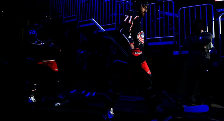 The Columbus Blue Jackets could return to action in August, if a proposal by several NHL players and a league governor is accepted by Commissioner Gary Bettman.