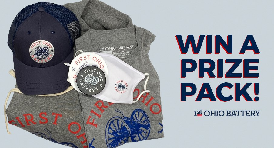 Win this 1st Ohio Battery prize pack
