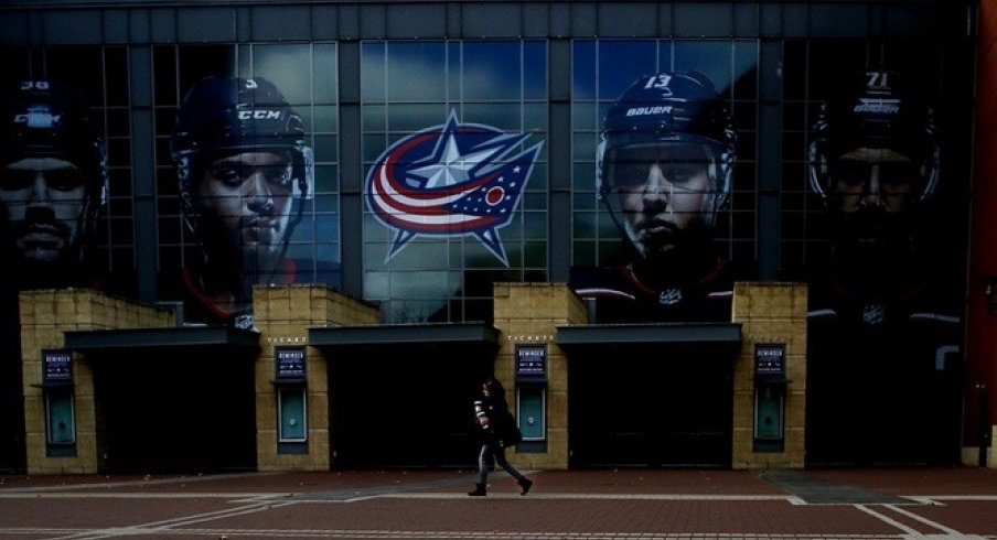 Hockey could be coming to Nationwide Arena soon, but will you be allowed in?