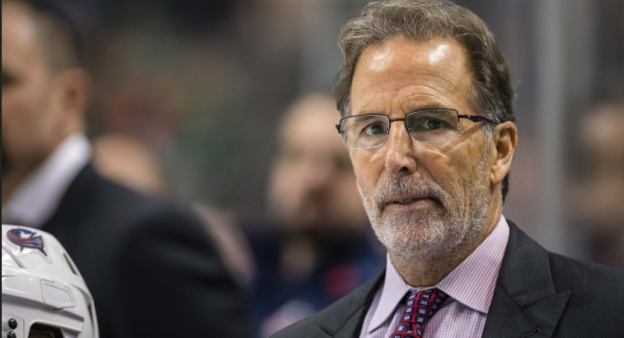 John Tortorella is in his sixth season as the Columbus Blue Jackets bench boss, and it's almost certainly his last.