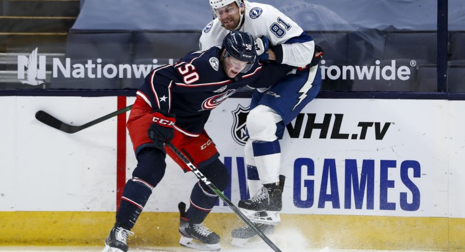 Game Preview: Scrambling For Answers, Blue Jackets Make First Trip Of The Season To Tampa Bay