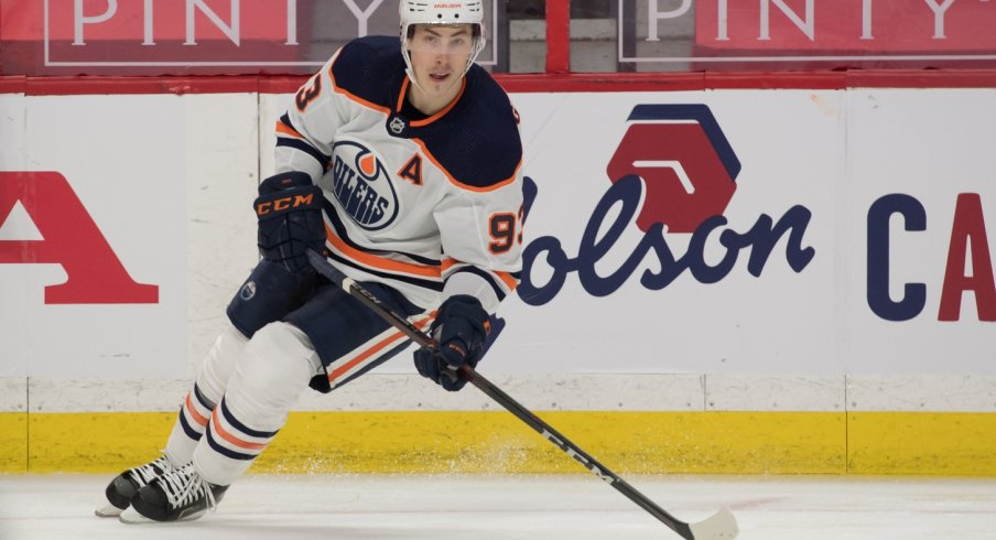 Will The Blue Jackets Target Ryan Nugent-Hopkins As A Center For Patrik Laine?