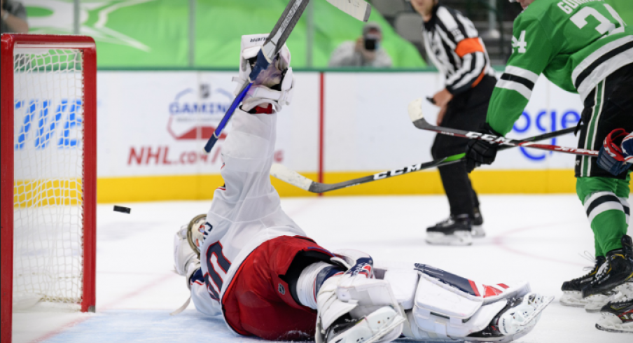 The Columbus Blue Jackets are more than struggling; they're just plain bad.