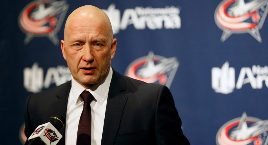 General Manager Jarmo Kekalainen Will Have A Close Eye On The Standings This Week