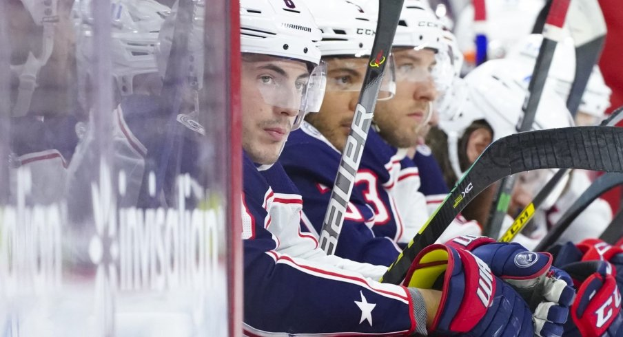With Seth Jones likely out of Columbus this summer, Zach Werenski will become *the* guy on the Blue Jackets blue line.