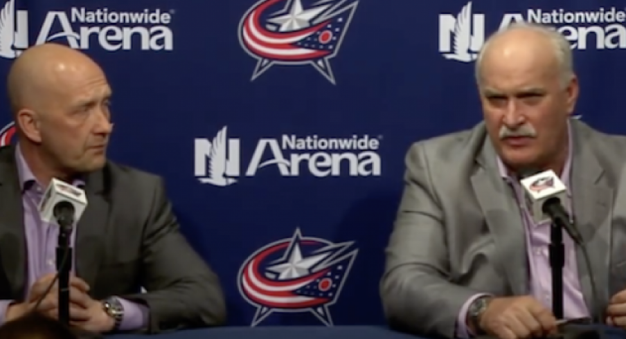 Is the second time a charm for repairing the Columbus Blue Jackets?