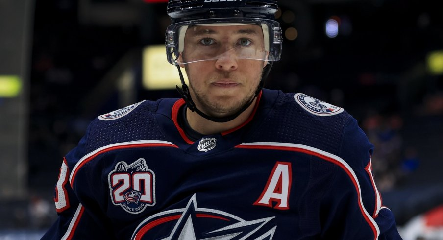 Cam Atkinson has been traded to the Philadelphia Flyers.