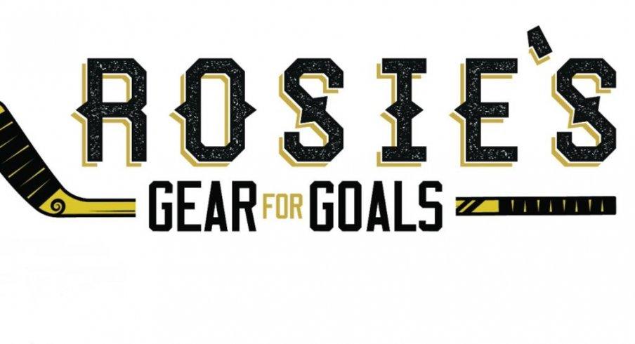 Rosie's Gear For Goals logo.